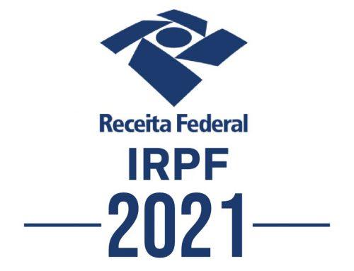 Tudo sobre Imposto de Renda de Pessoa Física (IRPF) 2021